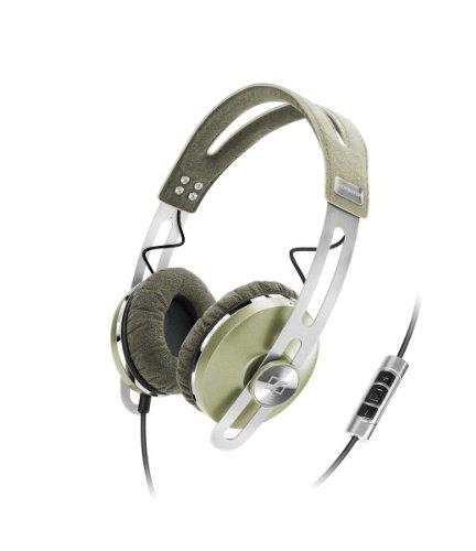 Sennheiser Momentum Ear Headphone Green