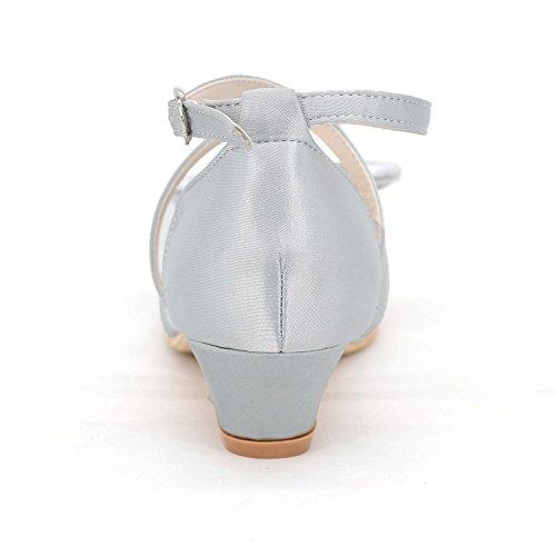 CHENXIA Chaussures de mariage pour filles Chaussures Comfort