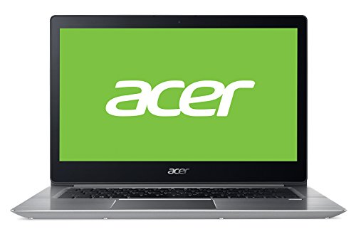 "Acer Swift 3, 8th Gen Intel Core i5-8250U, NVIDIA GeForce MX150, 14"" Full HD, 8GB LPDDR3, 256GB SSD, SF314-52G-55WQ"