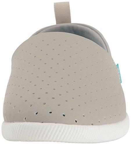 Sneaker Piccione Per Donna Nativo Di Venezia Slip Fashion Grigio / Bianco Conchiglia