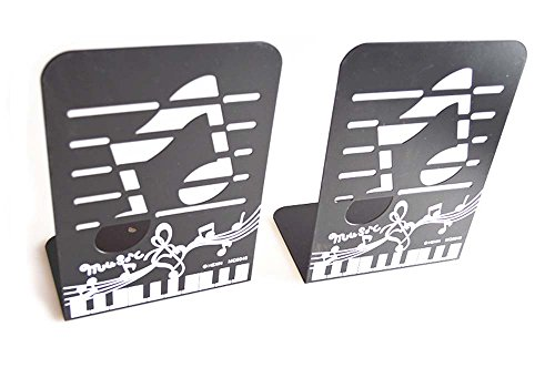 1 Pair Piano Music Art Bookends Bookends New Ebay