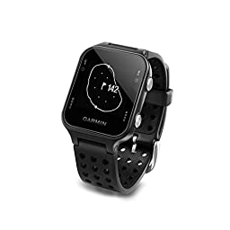 Garmin Approach S20 (Black) Golf GPS Watch with PlayBetter USB Car Charge Adapter   Activity Tracker, Smart Notifications & 40,000+ Worldwide Courses