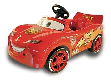 Toys S.R.L 622454 - Coche de pedales de Rayo McQueen [importado de Alemania]: Amazon.es: Juguetes y juegos