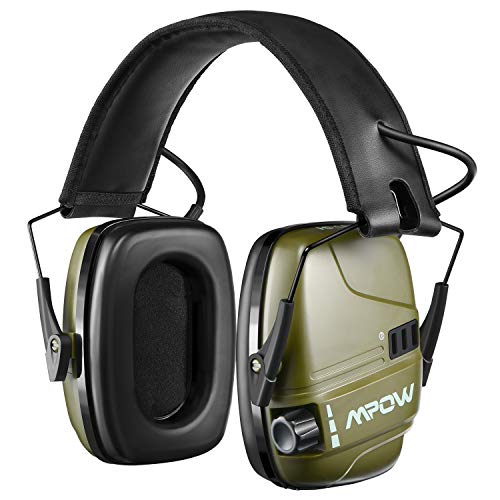 HP094A Electronic Shooting Ear Protection