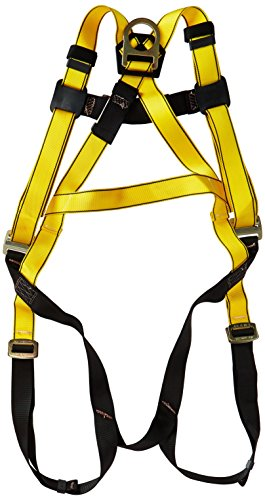 MSA Safety Works 641817020142 Harness Body and Fall Protection by Safety Works