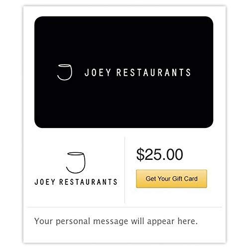 Joey restaurants gift card image link