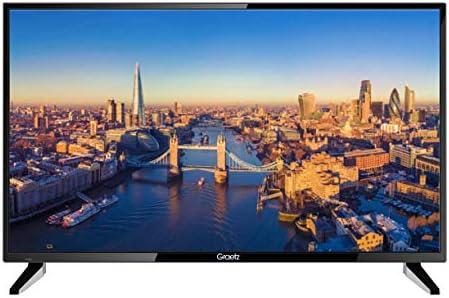 Graetz GR32E3400 - Televisor LED HD (32 Pulgadas, Dvb-T2/S2 Ci+): Amazon.es: Electrónica