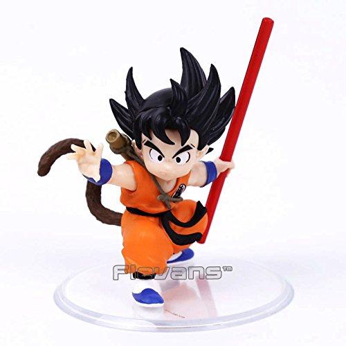 GANSUP DragonBall Z Tenkaichi Budokai Gouku childhood PVC Action Figures toy doll gift - Dragon Ball Z Budokai 4