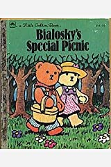 Bialosky's Special Picnic (Little Golden Book) Hardcover