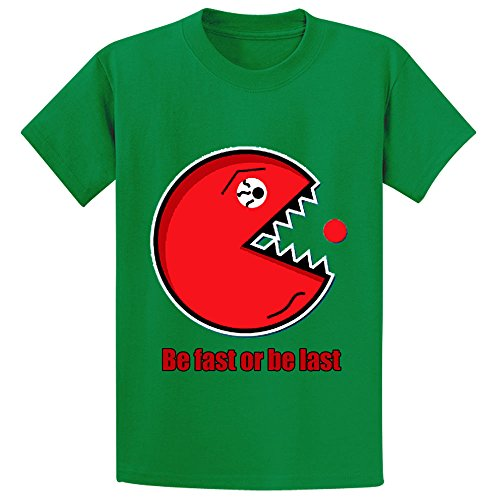 bravefiller-personalized-be-first-or-be-last-kids-t-shirts-green
