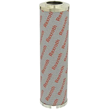 10 Micron Without Bypass Valve; Removes Particle Contaminants and Protects Hydraulic Systems 1.90 ID x 3.54 OD x 12.95 Tall Bosch Rexroth R928017416 Micro-glass Filter Element Cartridge Type 1.90 ID x 3.54 OD x 12.95 Tall Absolute