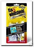 windshield seal repair kit - RainX Fix a Windshield Do it Yourself Windshield Repair Kit, for Chips, Cracks, Bulll's-Eyes and Stars