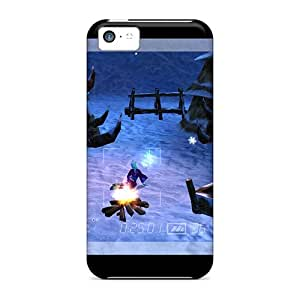 Kimmith Case Cover For Iphone 5c - Retailer Packaging Cold Of The Night Protective Case