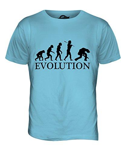 CandyMix Rock Gitarre Evolution Des Menschen Herren T Shirt: Amazon.de:  Bekleidung