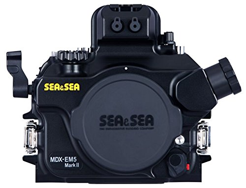 Sea and Sea MDX-EM5 Mark ll Underwater Camera Housing by Sea & Sea