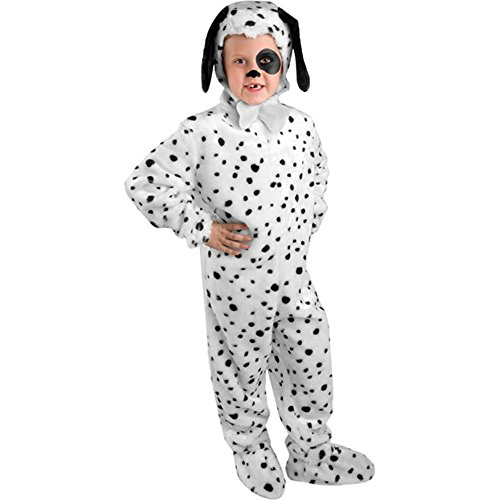 amazoncom fun plus girls dalmation dog halloween costume clothing