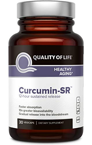 Powerful Turmeric Curcumin Supplement – Includes 500mg of MicroCurcumin per Capsule for Superior Absorption– Supports Joints, Bones, Immune & Cardiovascular Health- 30 Vegetable Capsules