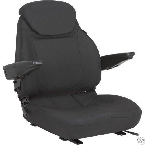 DURABLE CORDURA SEAT LUMBAR SUPPORT SCAG,EXMARK,TORO, ZTR,GRASSHOPPER,MOWERS #HU by Aftermarket