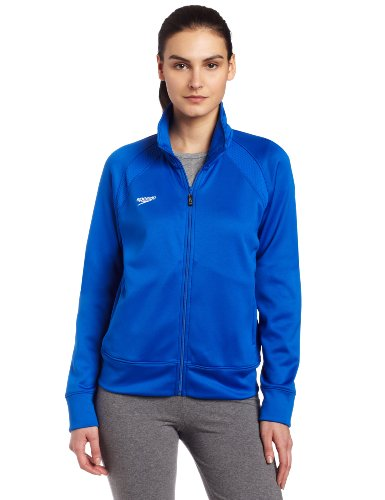 Speedo Womens Female Sonic Warm-Up Jacket