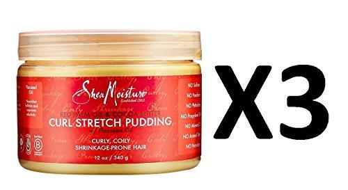 SH-MOISTURE Red Palm Oil & Cocoa Butter Curl Stretch Puddin