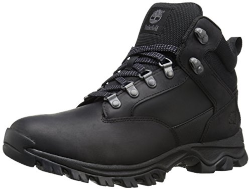 Timber Keele Ridge Wanderer Stiefel Black Oiled