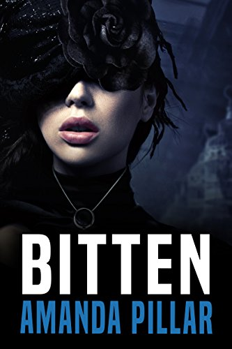 Bitten (The Graced Series Book 2) by [Pillar, Amanda ]