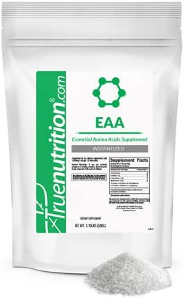 True Nutrition EAA's - Essential Amino Acids - Instantized | 500 Grams |