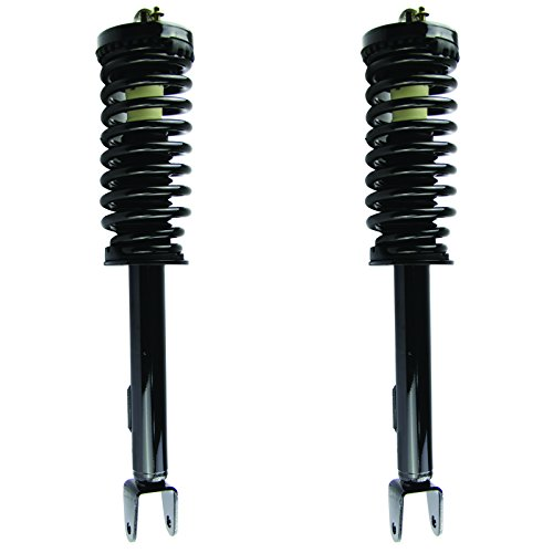 MOTORMAN 842248F Front Strut and Coil Spring with Mount Set -Both Left and Right - Pair of (Front Suspension Strut)