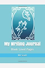 My Writing Journal: Blank Lined Pages (Creative Kids Journal Series) Paperback