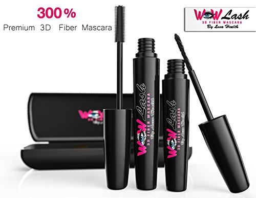 WOW lash by Luxx Health 3D Fiber lash Ma - Fiber Mascara Shopping Results