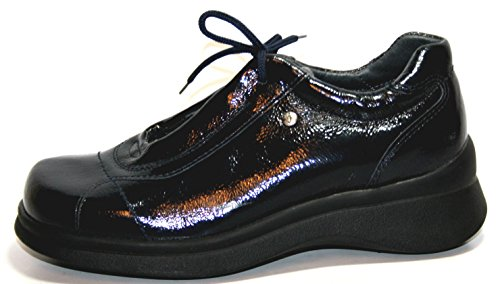 Jela 77795 cuirs chaussures pour fille bleu pointure 31