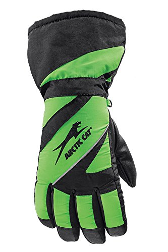 Arctic Cat Unisex Adult Gloves Green Small 5272-151