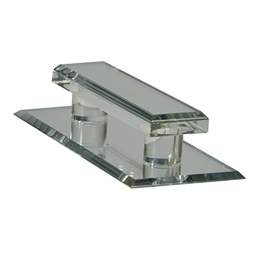 Mirart Self-stick Mirrored Acrylic Pull (Acrylic Cabinet Hardware)