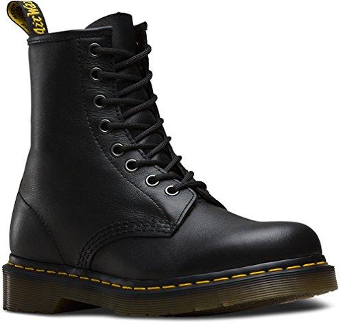 - Dr. Martens Men's 1460 Combat Boot, Black, 3 UK/4 D US