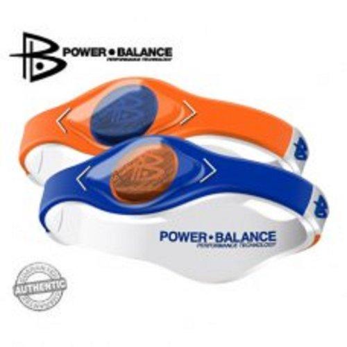 Power Balance bracelet wristband Orange