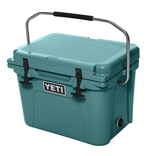 YETI Roadie 20 Cooler, River Green (Best All Purpose Kayak)