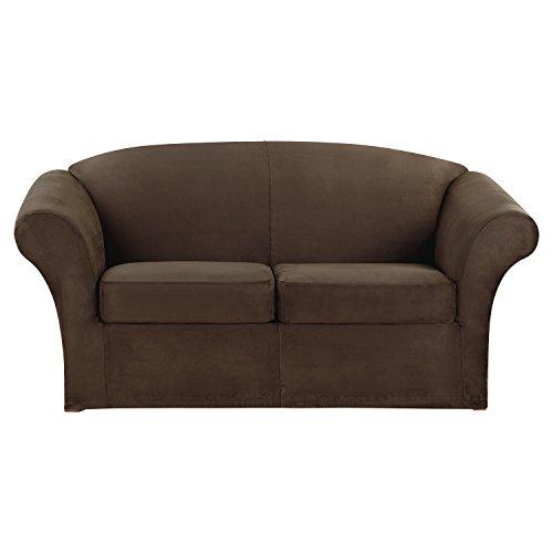 Chocolate 3 Piece Sofa - 1