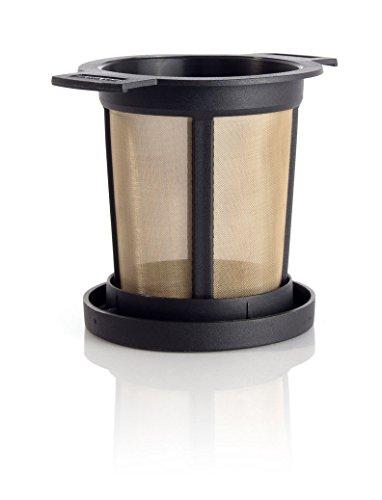 Finum Brewing Basket M, Dauerfilter, schwarz