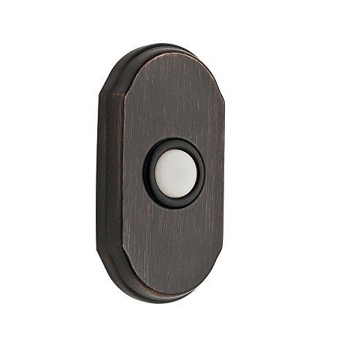 Baldwin 9BR7017-001 Arch Bell Button ()