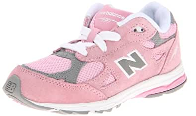 New Balance KJ990 Running Shoe (Infant/Little Kid),Pink,2 M US Infant