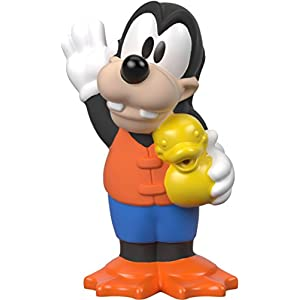 Fisher-Price Disney Mickey & The Roadster Racers, Bath Squirters, Goofy