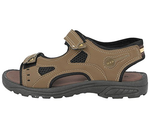 Brown Donna Sole Gladiatore Foster black Ragazzi Footwear Uomo xBCFnwqHA