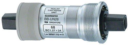 Innenlager SHIMANO Alivio BB-UN26 Achslänge 122.5 mm