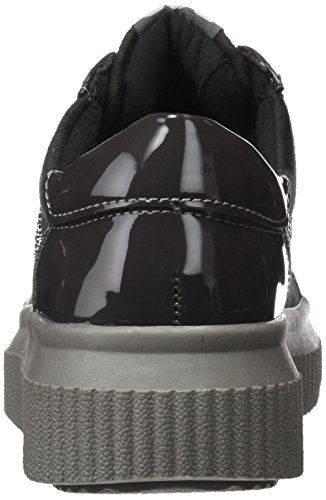 Gris Grey bass3d Black Gris Women's Trainers 041378 UU8TWg