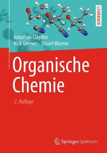 Organische Chemie (German Edition)