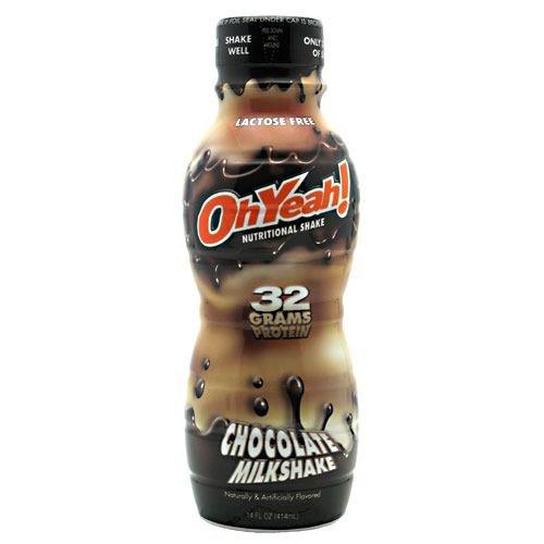 ISS OhYeah! Protein Shake RTD Chocolate Milkshake