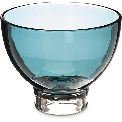 """Carlisle Epicure Bowl, 17 oz., 5-1/2'' dia., round, dishwasher safe, Tritanâ""""¢, aqua, EP2015 by Carlisle (Image #2)"""