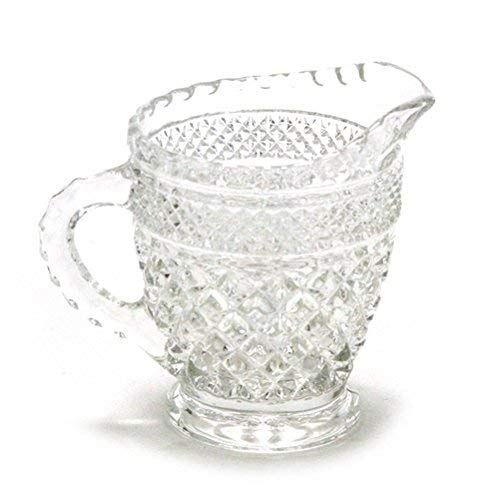 - Wexford by Anchor Hocking, Glass Cream Pitcher