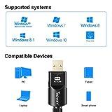 USB WiFi Adapter 1200Mbps Techkey USB 3.0 WiFi