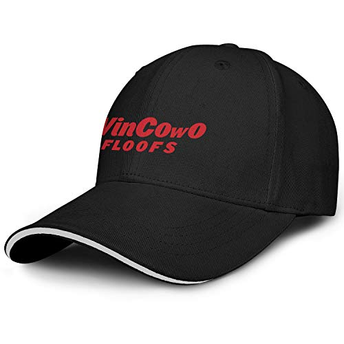 Unisex Black Summer Cap Fashion Snapback Hat WinCo-Foods-Logo- Baseball Cap Polo Style for Men Womens